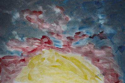 Nobuyoshi Araki, 'Sunrise (From Kukei Series)', 1997