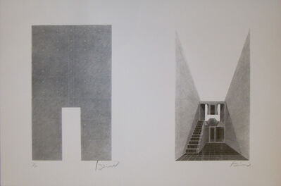 Tadao Ando, 'Row House of Sumiyoshi', 1998