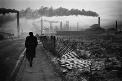 Don McCullin, 'Early Morning, West Hartlepool, County Durham', 1963