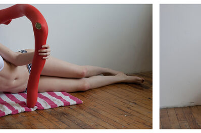 Elizabeth Hatke, ''AD PROOF'', 2014
