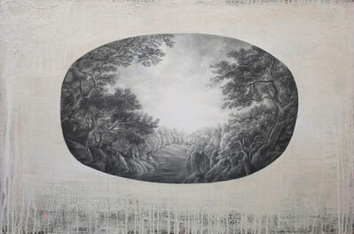 Sue Williams A' Court, 'Desire and Longing 8', 2016