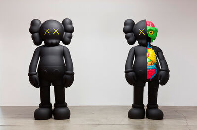 KAWS, 'Companion Black sets ', 2016