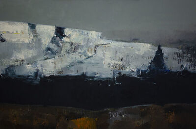 Danny McCaw, 'Landscape with Abstract Patterns', 2020