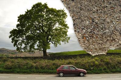 Antoni + Alison, 'Tree and Car No 2', 2017