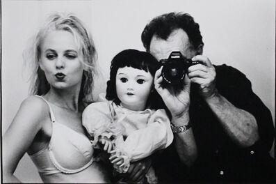 Bert Stern, 'Shannah Laumeister, Laura, and Bert Stern', ca. 1990