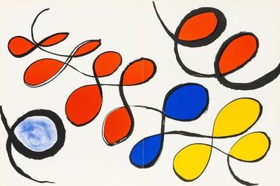 Alexander Calder, 'Derrière le Miroir No.190', 1971