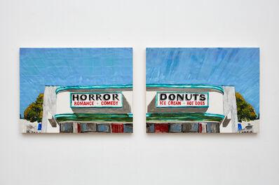 Katie Herzog, 'HORROR/DONUTS', 2015