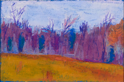 John McCarthy, 'Late Fall in the Piedmont', 1998-2000