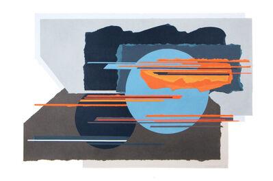 Colette Vermeulen, 'Blue Sun, Blue Moon', 2019