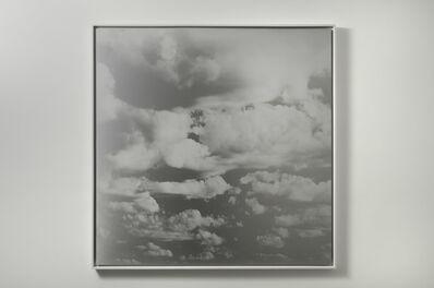 Miya Ando, 'Kumo (Cloud) July 60.60.1', 2019