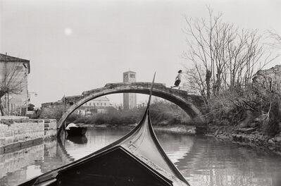 Henri Cartier-Bresson, 'Torcello in the Venetian Lagoon, Italy', 1953