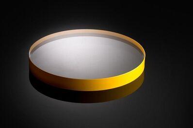 Tora Urup, 'Yellow Plate', 2015