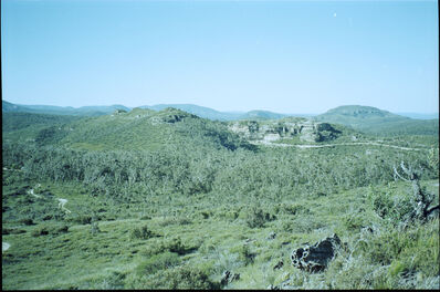 Anonymous, 'Flinders Ranges, South Australia', 1997
