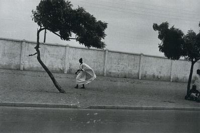 Ming Smith, 'Dakar Roadside with Figures, Dakar, Senegal', 1972