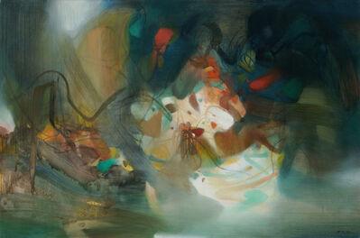Chu Teh-Chun, 'Composition', 1984