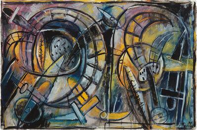 Carlos Alfonzo, 'Untitled', 1989