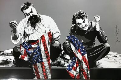 Mr. Brainwash, 'Recovery Plan ', 2010