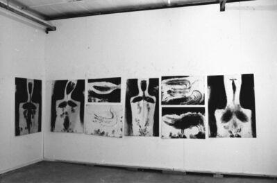 Miriam Cahn, 'L.I.S.', 1989