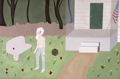 Elizabeth Fox, 'New Frontier', 2015