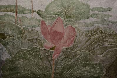 Satish Gupta, 'Lotus Panel', 2019