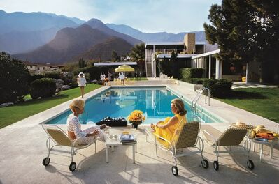 Slim Aarons, 'Poolside Glamour (Slim Aarons Estate Edition)', 1970