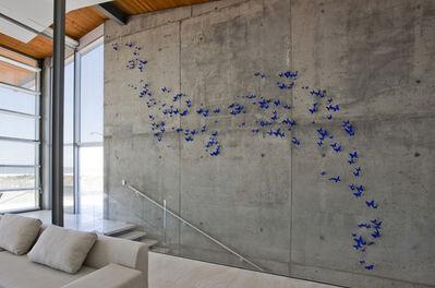 Paul Villinski, 'Site Specific Installation', 2020