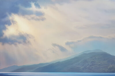 Rebecca Collins, 'View to Kylerhea', 2019