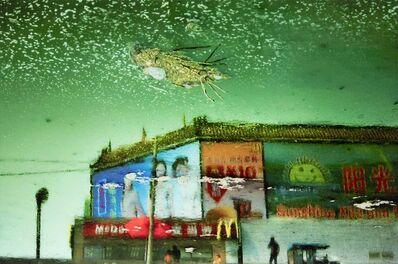 Han Bing, 'Plaza of Dionysus Bridge', 2005