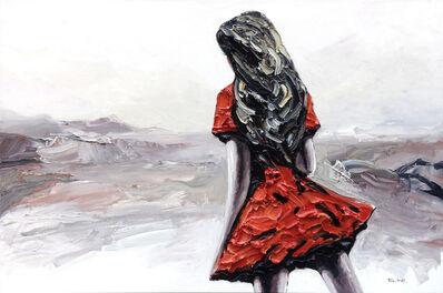 Palla Jeroff, 'Desert Girl', 2018