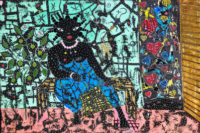 Henri Abraham Univers, 'Africa Blues ', 2020