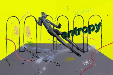Loribelle Spirovski, 'Post Internet Painting #9', 2020