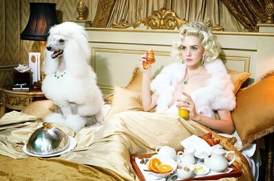 Miles Aldridge, 'Dog Lady #2', 2009