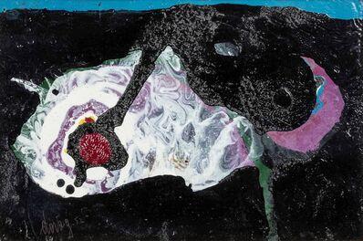 Gianni Dova, 'Nucleo', 1952