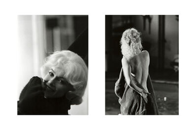 "Lawrence Schiller, 'Two Works: i) ""Let's Make Love""; ii) Marilyn Monroe; Marilyn', 1962"