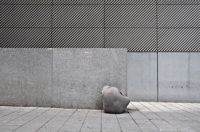Verónica Vicente, 'Una estrategia de la apariencia, 6', 2011