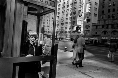 Bruce Gilden, 'Untitled, New York City', 1979