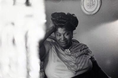 William Claxton, 'Mahalia Jackson', 1960