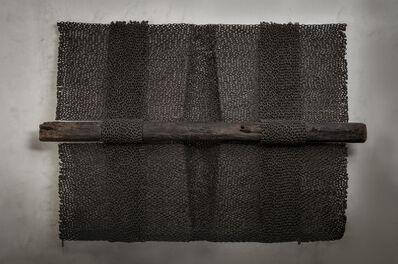 Dusan Dzamonja, 'Iron Tapestry - 13', 1967