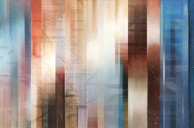 Leo WANG, 'Composition en Space Temps λ', 2015