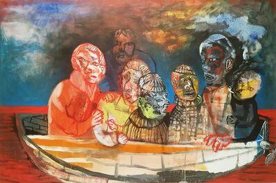 Sergio Moscona, 'Low tide I', 2018