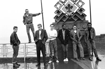 Janette Beckman, 'The Specials, Southend, London', 1980