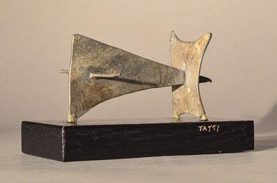 Benedict Michael Tatti, 'Lead Abstract IV', ca. 1970