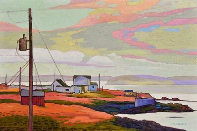 Nicholas Bott, 'Bonavista Morning Light', 2019