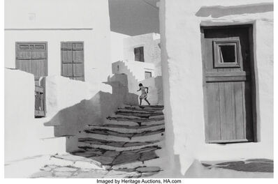 Henri Cartier-Bresson, 'Sifnos, Greece', 1961