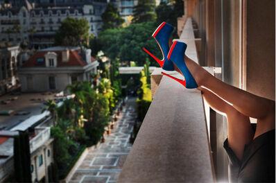 David Drebin, 'Heels in Monte Carlo ', 2019