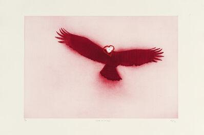 Marc Séguin, 'L'amour est un aigle', 2019