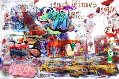 Nelson Fabiano, 'Street Art In New York, You Gotta Start Young'
