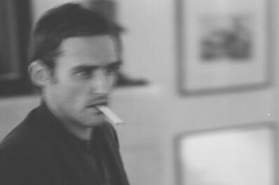 Dennis Hopper, 'Self Portrait (with Double Cigarette)', 1961-67