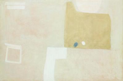 Agnes Martin, 'Untitled', ca. 1957