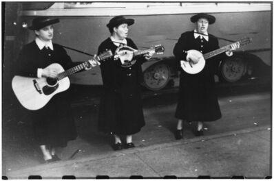 Elliott Erwitt, 'Salvation Army singers. Pittsburgh, Pennsylvania. USA. ', 1950